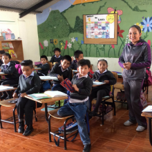 Christian School in Ecuador